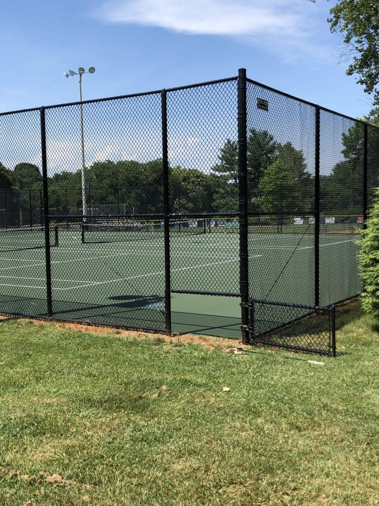 Tennis Courts Installation Montgomery