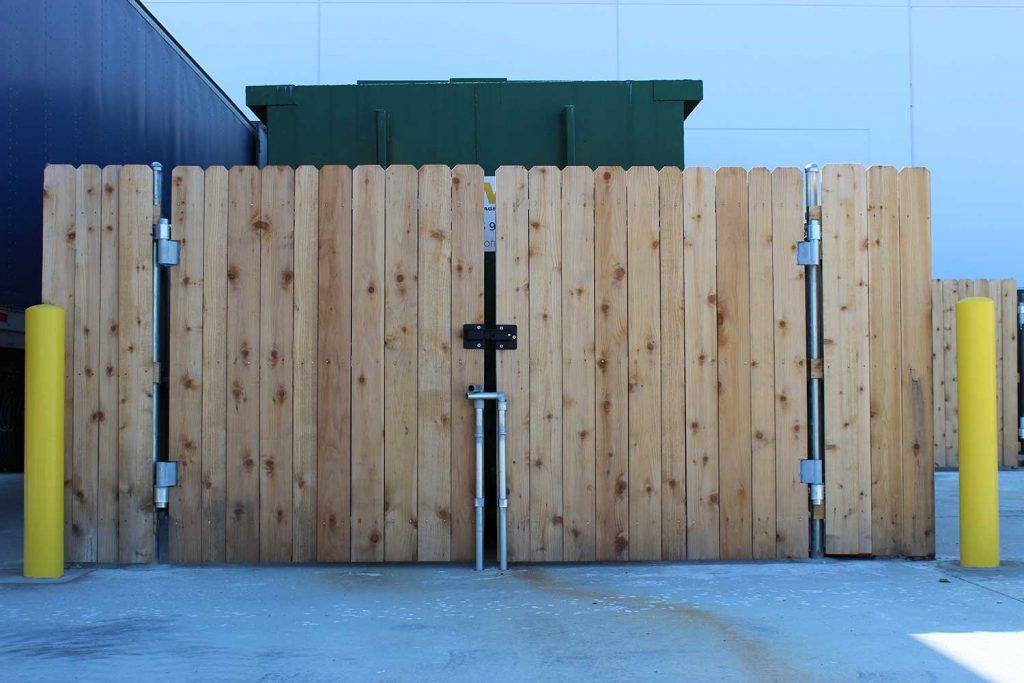 Dumpster Enclosures Installation Montgomery