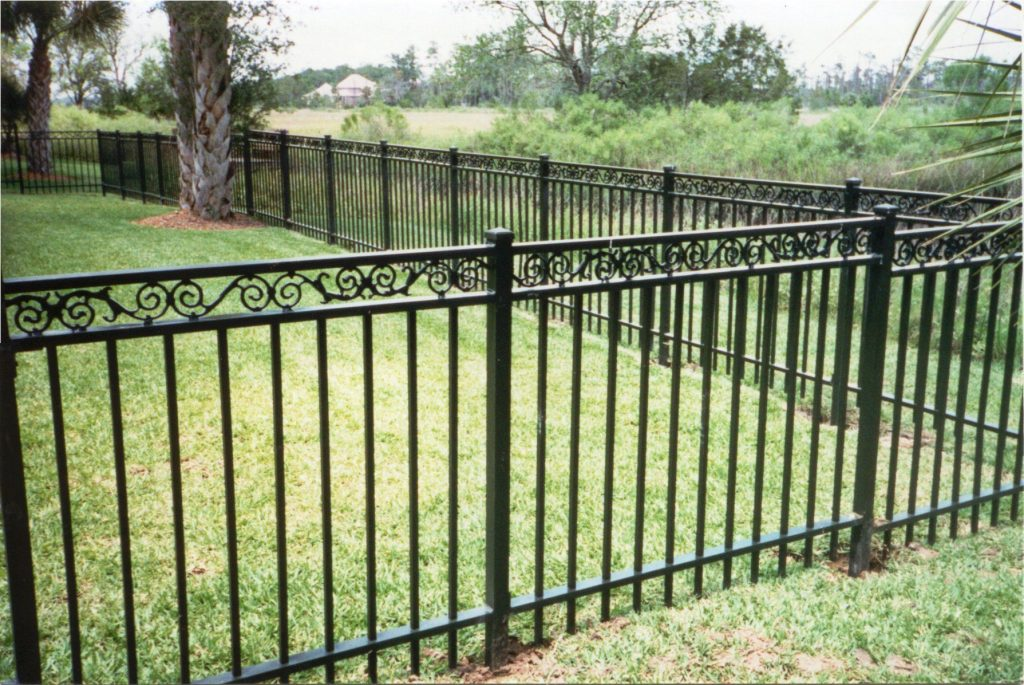 Ornamental Aluminum And Steel fence Montgomery