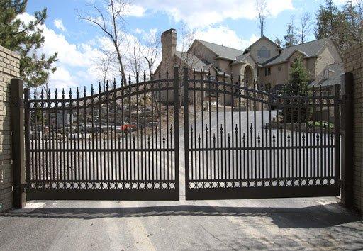Montgomery fence installation