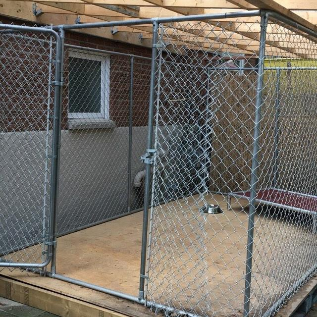 Dog Kennels Installation Montgomery